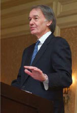 Congressman Ed Markey: calling for deposit law