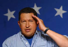 Hugo Chavez: a political leader who 'mixes investments with politics'